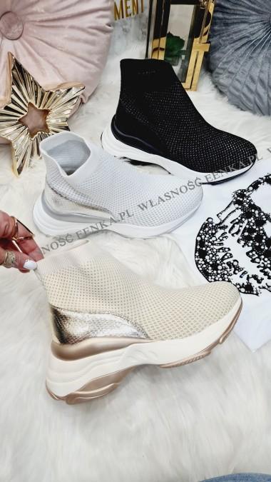 Sneakersy Skarpetka 3...