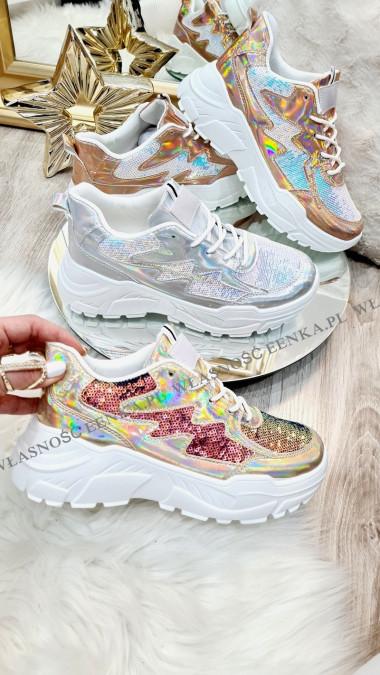 Sneakersy Damskie 3 kolory Cilina