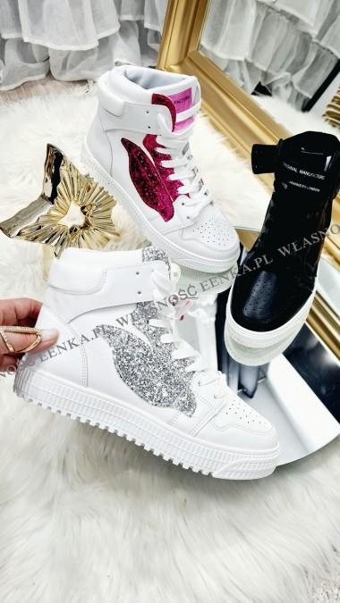 Sneakersy 3 Kolory WINGS