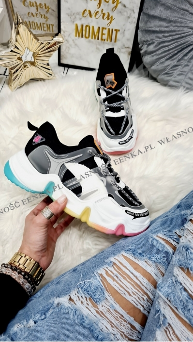Adidasy Damskie Rainbow