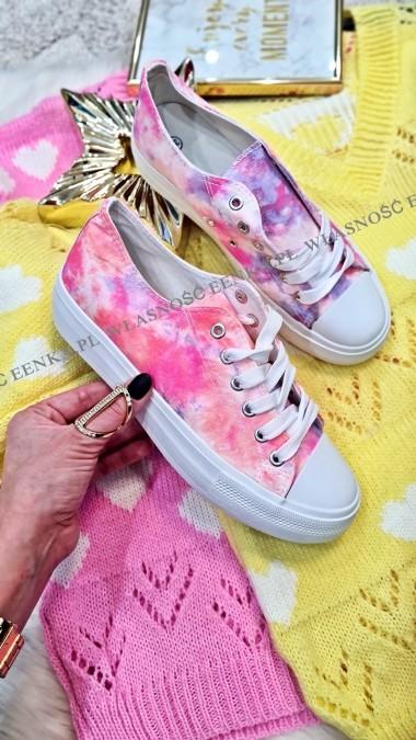Trampki Colors Pink