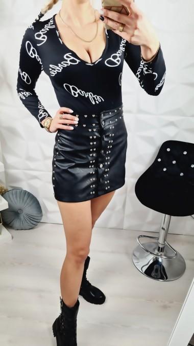Body Barbie Czarne