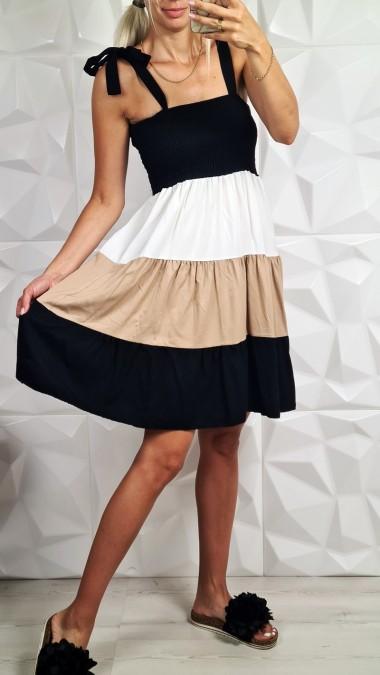 Sukienka Liza 5 Kolorów