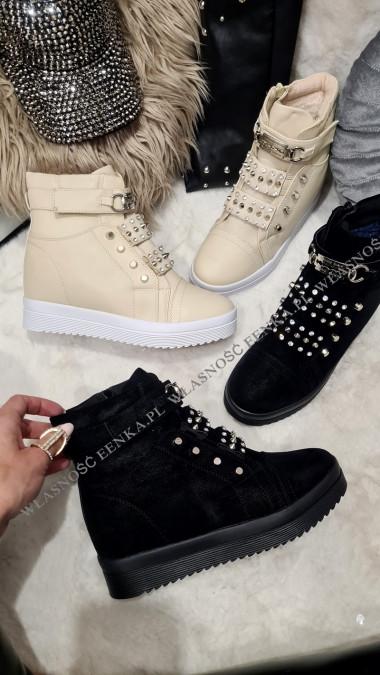 Sneakersy Ćwieki Żyletka