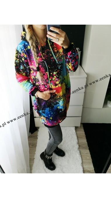 Bluza Kieszeń 2 Kolory