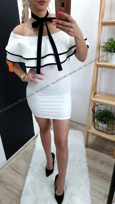 Sukienka Choker 6 kolorów