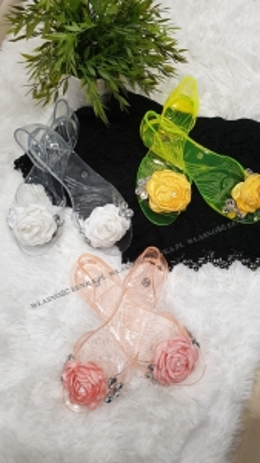 Damskie Baleriny Róża 3 kolory