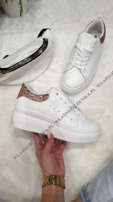 Adidasy Glitter