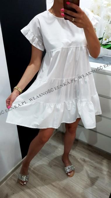 Sukienka Oversize 4 Kolory