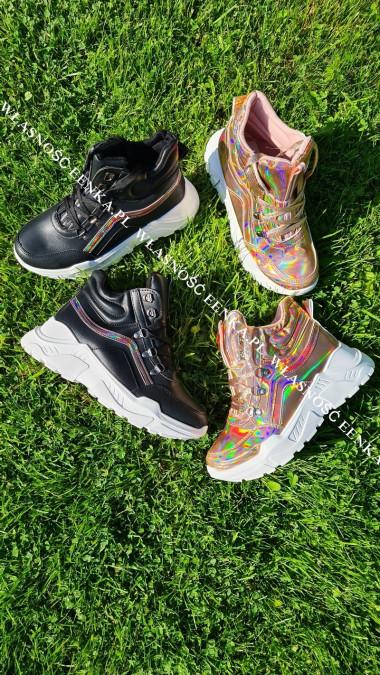 Sneakersy 2 Kolory